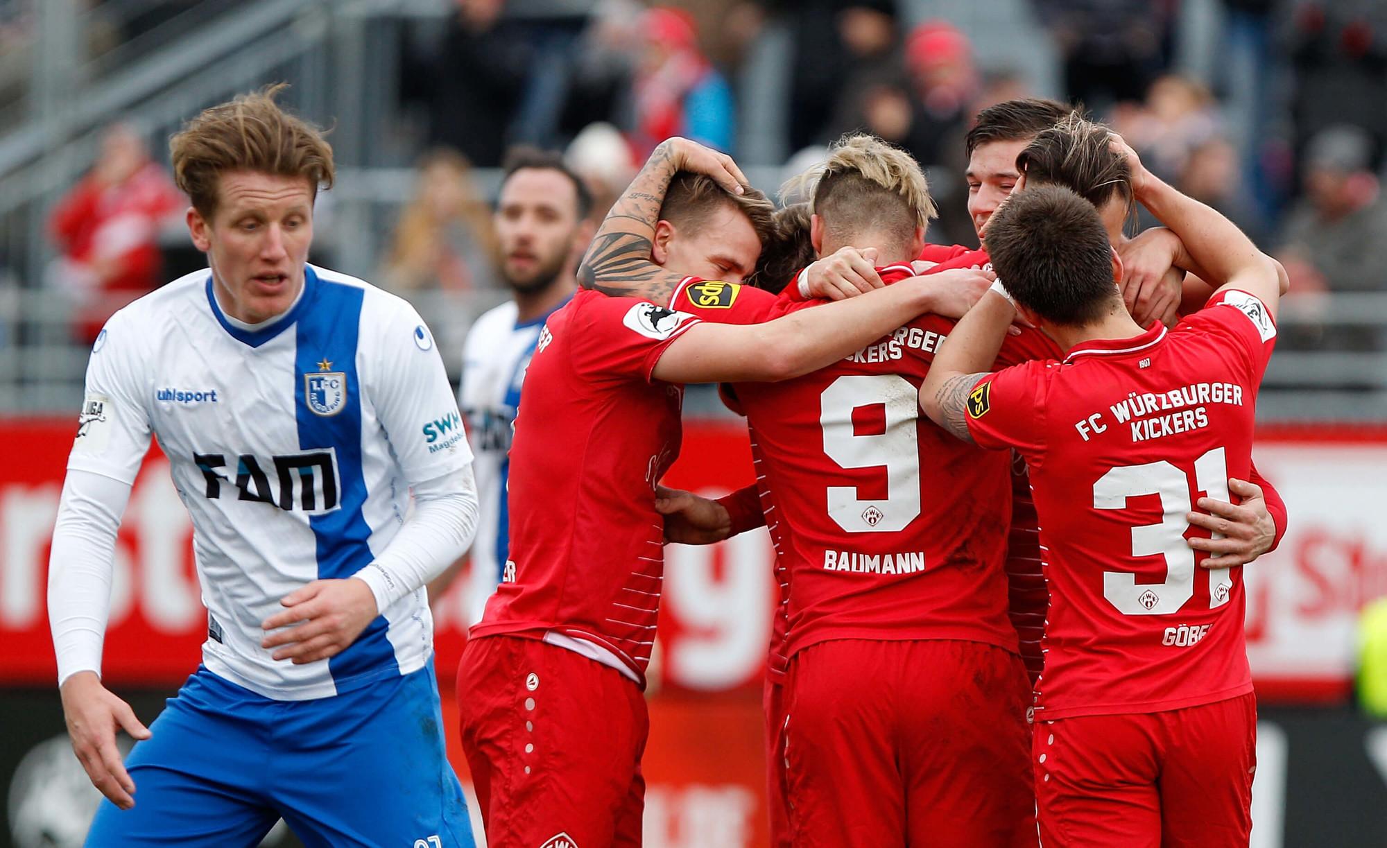 Zwickau Gegen WГјrzburger Kickers